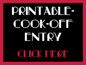 Mini Pot Cook off entry printable button